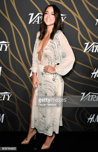 Chloe Bennet attends Variety Power Of Young Hollywood at TAO Hollywood on August 8 2017 in Los Angeles California