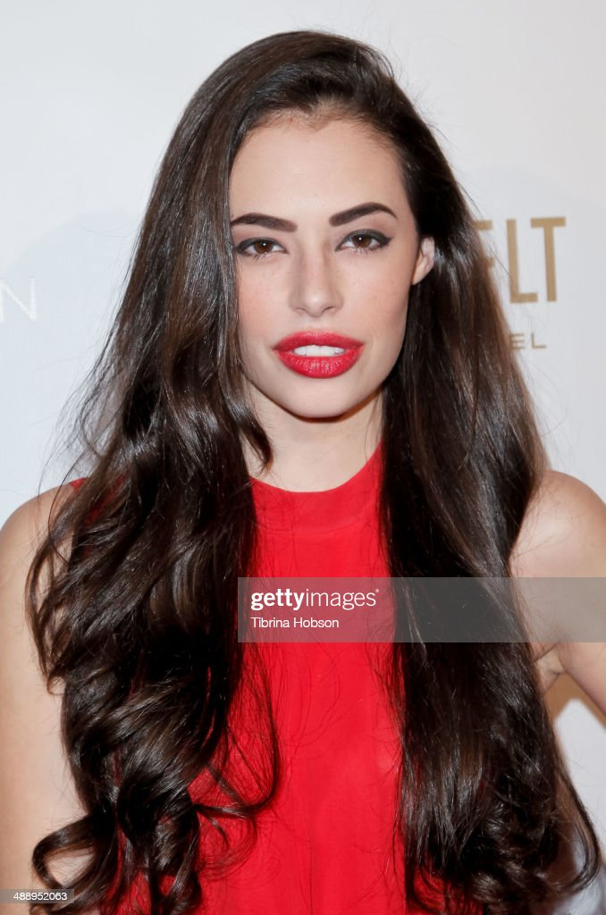 <a gi-track='captionPersonalityLinkClicked' href=/galleries/search?phrase=Chloe+Bridges&family=editorial&specificpeople=5498869 ng-click='$event.stopPropagation()'>Chloe Bridges</a> attends the Nylon Magazine May young Hollywood issue party at Tropicana Bar at The Hollywood Rooselvelt Hotel on May 8, 2014 in Hollywood, California.