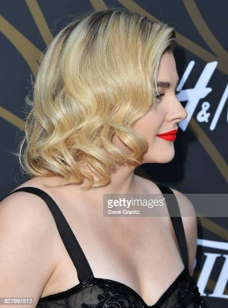 Chloe Grace Moretz arrives at the Variety Power Of Young Hollywood at TAO Hollywood on August 8 2017 in Los Angeles California