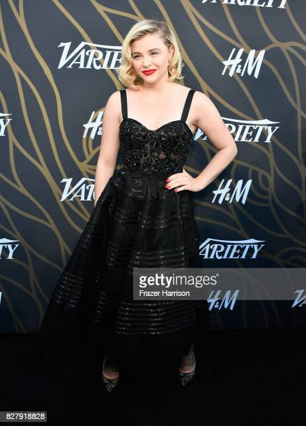 Chloe Grace Moretz attends Variety Power of Young Hollywood at TAO Hollywood on August 8 2017 in Los Angeles California