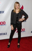 Chloe Grace Moretz attends Z100's Jingle Ball 2012 presented by Aeropostale at Madison Square Garden on December 7 2012 in New York City