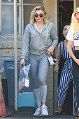 Celebrity Sightings In Los Angeles - July 25, 2017