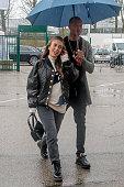 Jeremy Meeks And Chloe Green Sighting In Paris  - ...