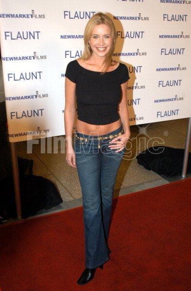 Chloe Hunter during Spun Los Angeles Premiere at Cinerama