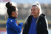 GBR: Everton v Reading - Barclays FA Women's Super League