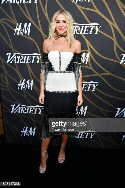 Chloe Lukasiak attends Variety Power Of Young Hollywood at TAO Hollywood on August 8 2017 in Los Angeles California