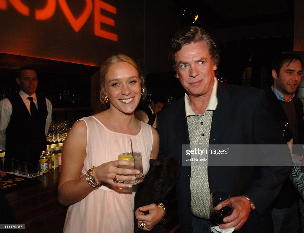 Chloe Sevigny and Christopher McDonald during HBO Original Series 'Big Love' Premiere After Party at Grauman's Chinese Theater in Hollywood...