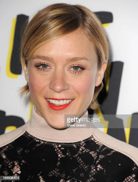 Chloe Sevigny arrives at the 'The Bling Ring' Los Angeles Premiere at Directors Guild Of America on June 4 2013 in Los Angeles California