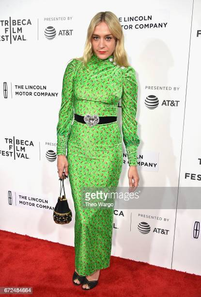 Chloe Sevigny attends 'The Dinner' Premiere at BMCC Tribeca PAC on April 24 2017 in New York City