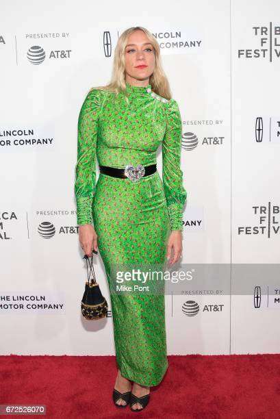 Chloe Sevigny attends 'The Dinner' Premiere during the 2017 Tribeca Film Festival at BMCC Tribeca PAC on April 24 2017 in New York City