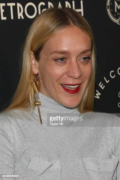 Chloe Sevigny attends the Metrograph 1st Year Anniversary Party at Metrograph on March 8 2017 in New York City
