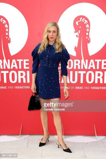 Chloe Sevigny attends the 'Miu Miu Women's Tales' photocall during the 74th Venice Film Festival at on August 31 2017 in Venice Italy