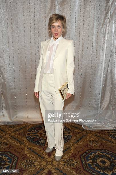Chloe Sevigny attends the New Museum's 35 anniversary spring gala at Cipriani Wall Street on April 11 2012 in New York City