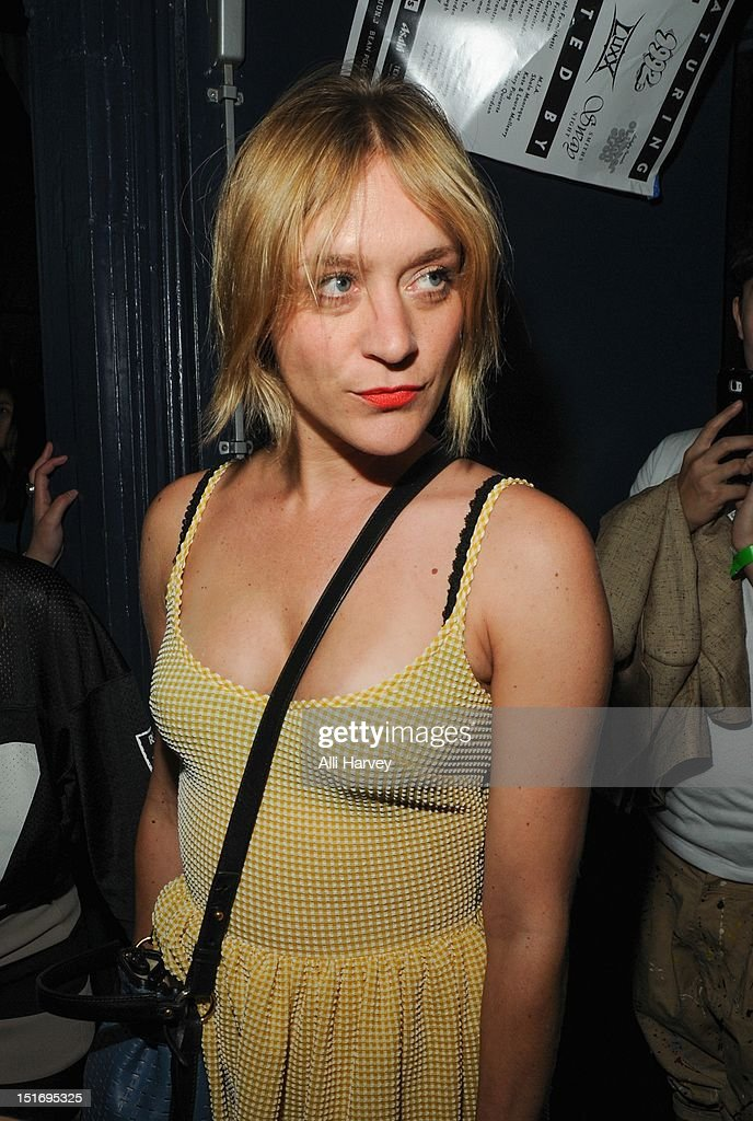 <a gi-track='captionPersonalityLinkClicked' href=/galleries/search?phrase=Chloe+Sevigny&family=editorial&specificpeople=201550 ng-click='$event.stopPropagation()'>Chloe Sevigny</a> attends the Opening Ceremony Spring/Summer 2013 Fashion Week Party at Webster Hall on September 9, 2012 in New York City.