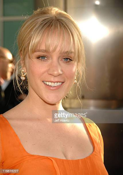 Chloe Sevigny during 'Big Love' Season Two Premiere Red Carpet at Arclight Cinerama Dome in Hollywood California United States