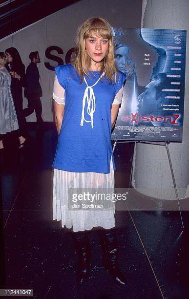 Chloe Sevigny during 'ExistenZ' Premiere at Sony Lincoln Square in New York City New York United States
