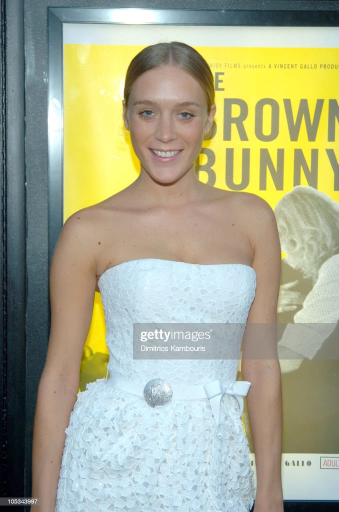 Chloe Sevigny during 'The Brown Bunny' New York Premiere - Arrivals at