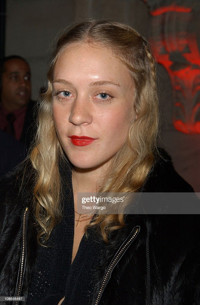 <a gi-track='captionPersonalityLinkClicked' href=/galleries/search?phrase=Chloe+Sevigny&family=editorial&specificpeople=201550 ng-click='$event.stopPropagation()'>Chloe Sevigny</a> during 'The Lord of The Rings: The Two Towers' Premiere - After-Party at New York Public Library in New York City, New York, United States.