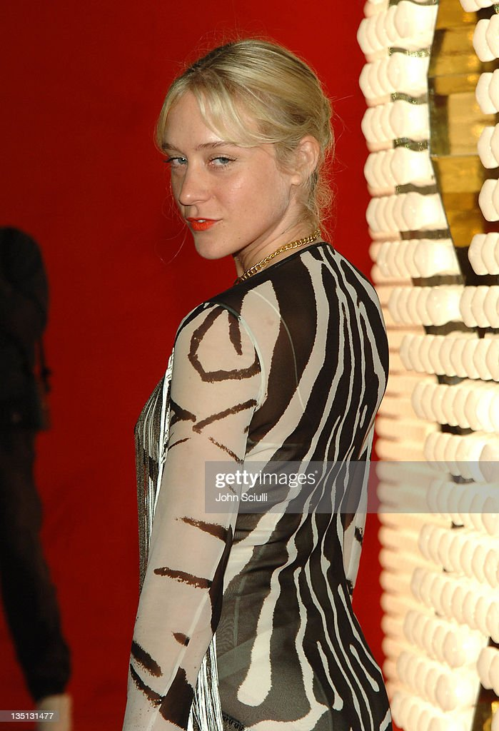 Chloe Sevigny wearing Dolce & Gabbana during 2006 Cannes Film Festival - Dolce & Gabbana Party at Hotel Martinez in Cannes, France.