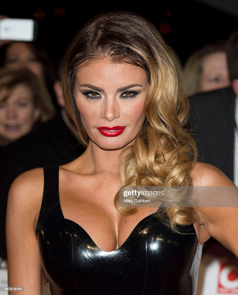 Chloe Sims attends the National Television Awards at 02 Arena on January 21, 2015 in London, England.