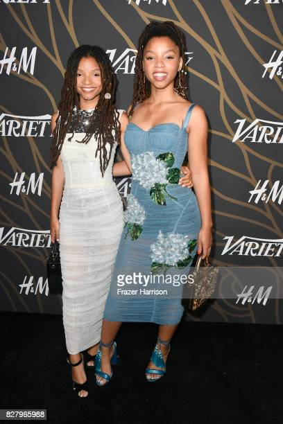 Chloe X Halle attends Variety Power of Young Hollywood at TAO Hollywood on August 8 2017 in Los Angeles California