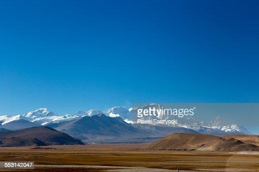 Cho Oyu massif (8201m), Himalayas