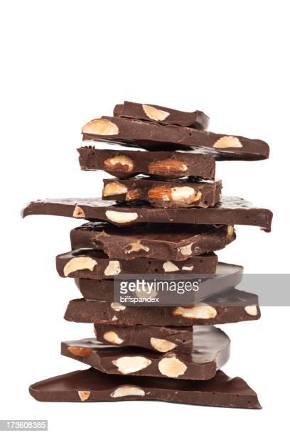 Chocolate Almond Chunks