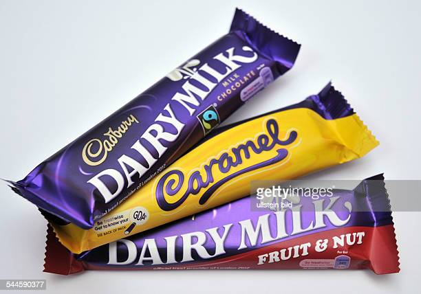 chocolate bars Dairy Milk by Cadbury