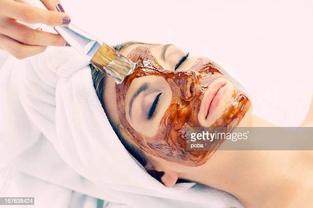 chocolate beauty mask
