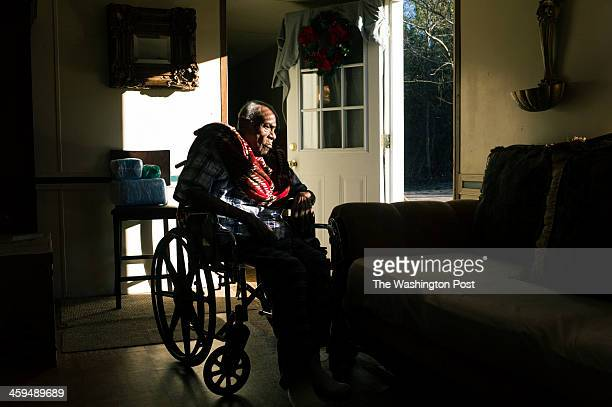 Chocolate Blount was discharged from hospice care after his health improved Recently he was enrolled again and receives home visits and checkups...