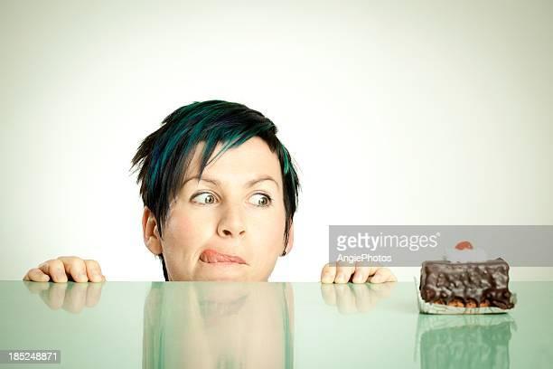 Chocolate cake desire