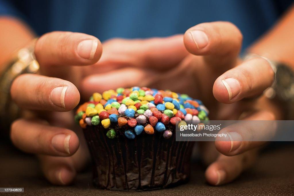 Chocolate cake : Stock Photo
