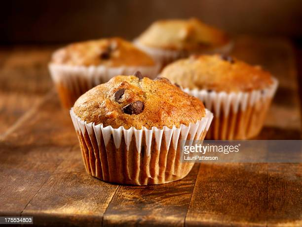 Chocolate Chip and Bannana Muffins