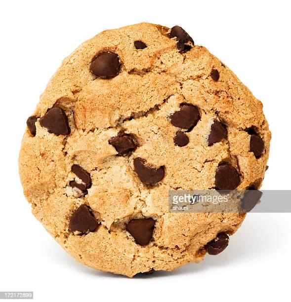 Biscotto con gocce di cioccolato