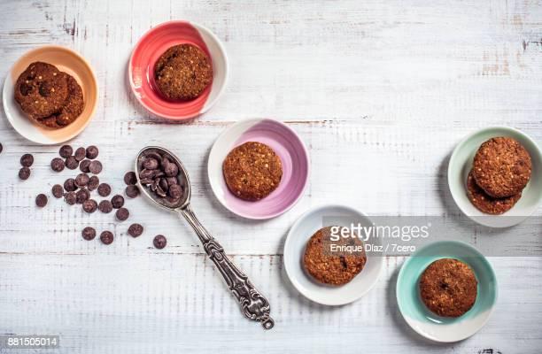 Chocolate Chip Gravel Cookies 1