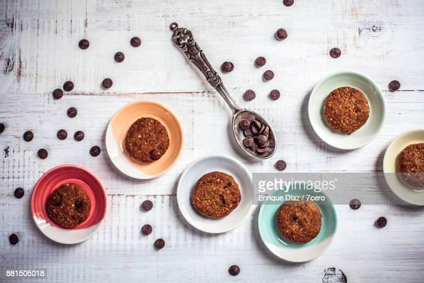 Chocolate Chip Gravel Cookies 2
