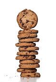 chocolate chips cookie balance