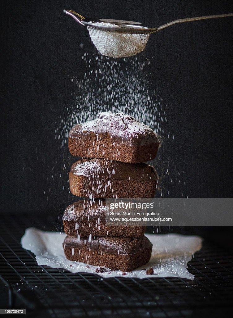 Chocolate 'Financiers'