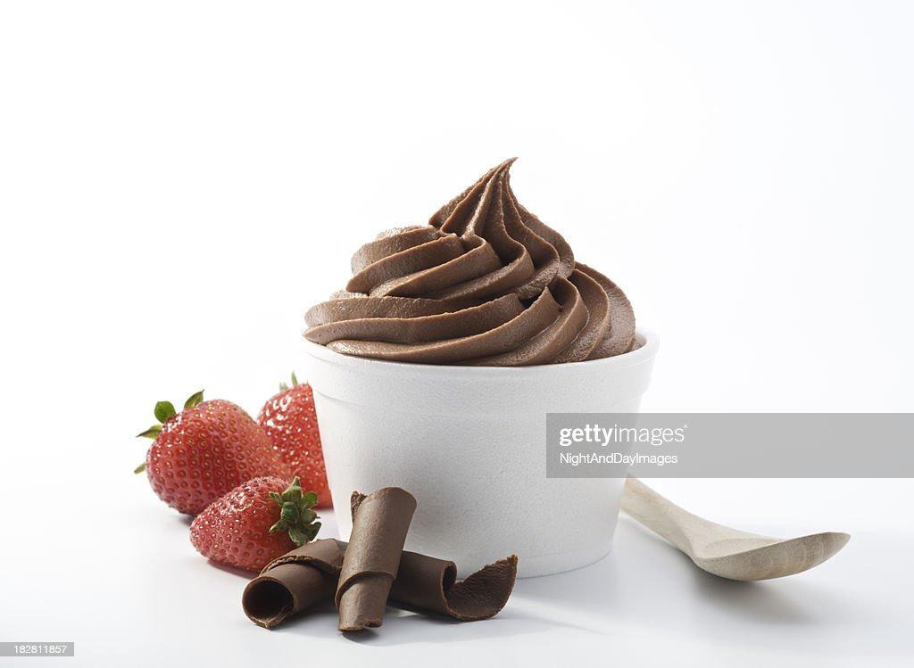 Chocolate Frozen Yogurt - XXXL