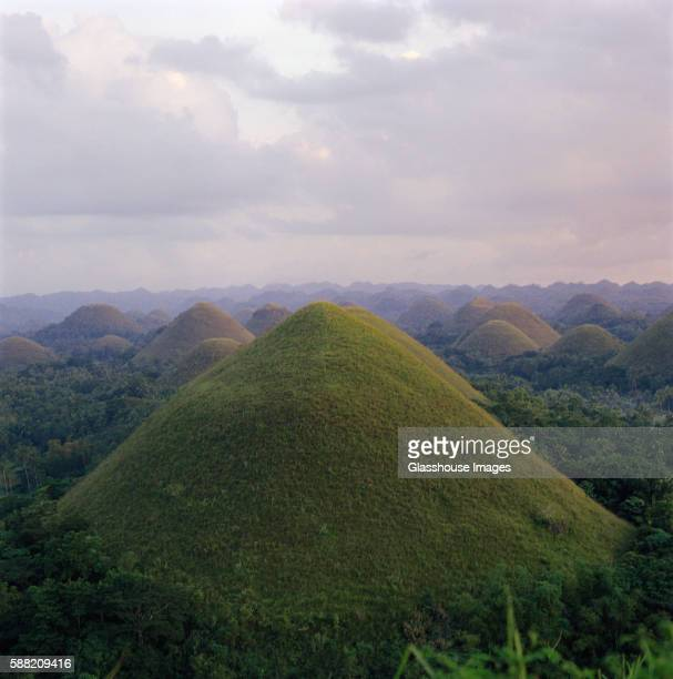 Chocolate Hills Color