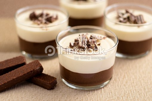 mousseauchocolatk sekuchen dessert stock foto thinkstock. Black Bedroom Furniture Sets. Home Design Ideas