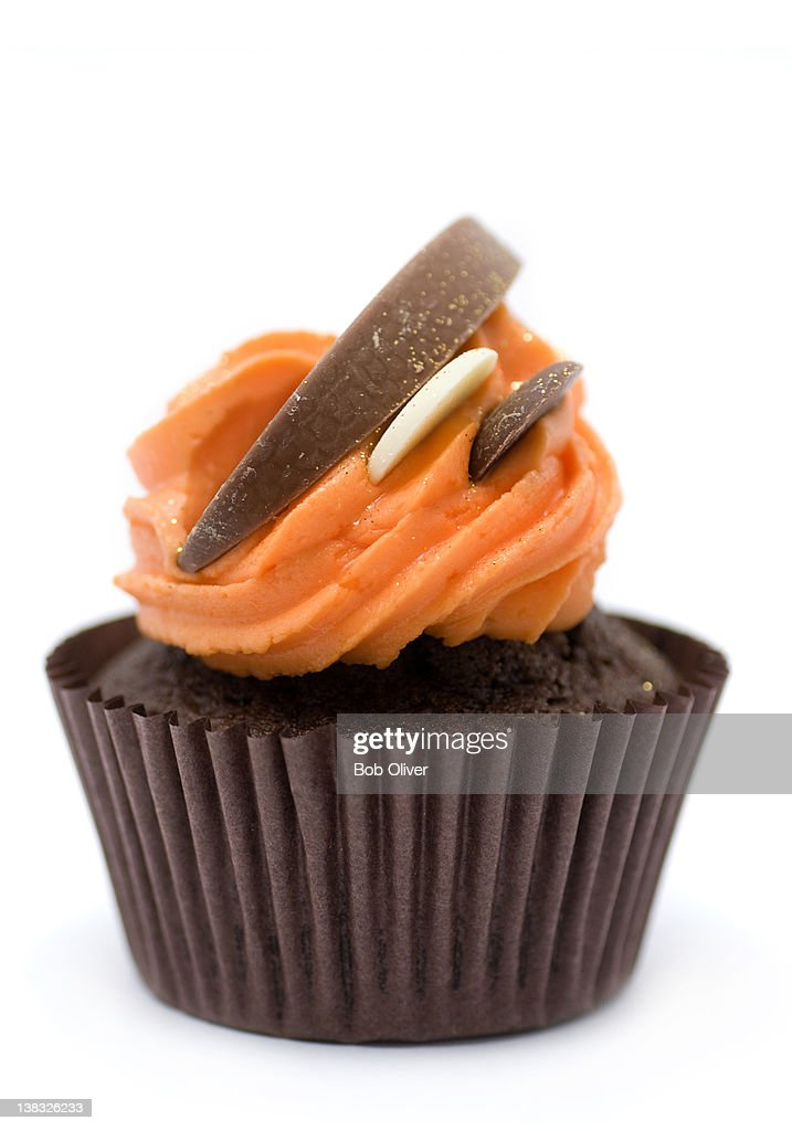 Chocolate orange : Stock Photo
