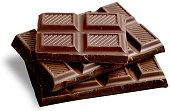Dark Chocolate Blocks