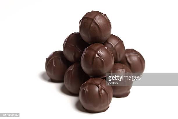 Schokolade-Pyramide