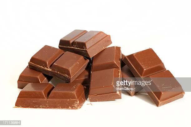 Segmenti di cioccolato