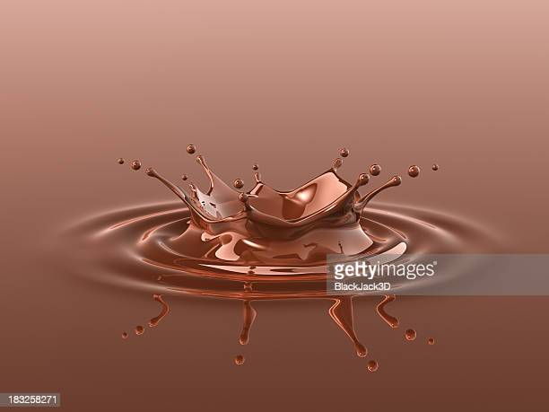 Chocolate splash (Crown