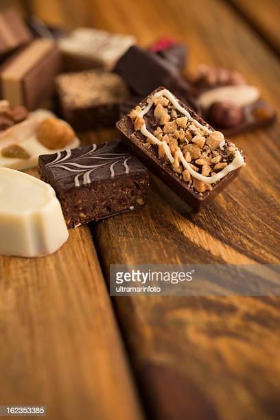 Douceurs au chocolat