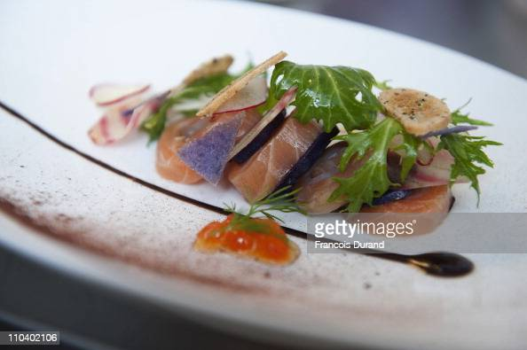Foie gras stock photos and pictures getty images - Denerver un foie gras ...