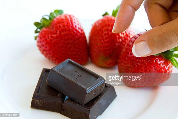 Tentation au chocolat
