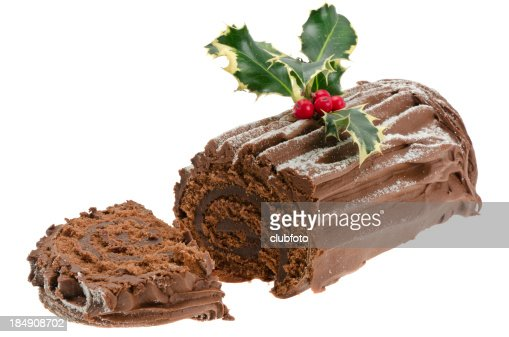 Yule Log Stock Photos and Pictures | Getty Images